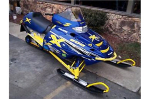 **WANTED** snowmobile rebuild project