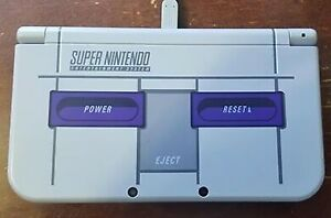 3DS XL  Super Nintendo Edition