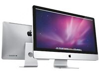 iMac 27 inch including Adobe Master Collection & Logic