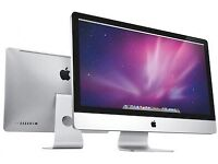 "IMAC 21.5"" mint CONDTION fully updated"