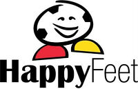 HappyFeet Soccer Classes Ages 2-5