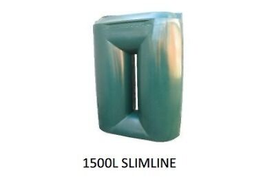 Slimline Rain Water Tank 1500L- DELIVERY MOST SYDNEY AREAS