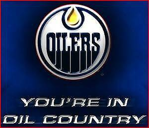 *****FREE EDMONTON OILERS TICKETS FOR CHRISTMAS*****