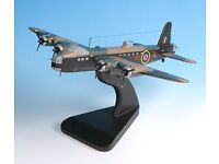 1:72 scale BRAVO DELTA SHORT STIRLING BOMBER (WWII).