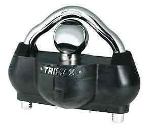 Trimax UMAX100 Universal 'Die-Cast' Dual Purpose Coupler Lock