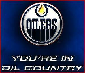 **1-18 Edmonton Oilers Tickets for Every Game & Season Tickets**