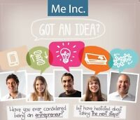 Me Inc workshop - How to start your own business (Salmo, BC)