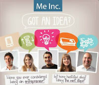 Me Inc. - How to start your own business (Valemount, BC)