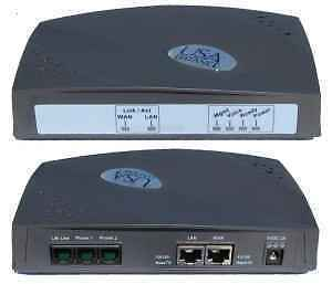 Unlocked VoIP router