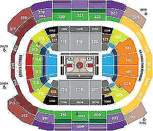Toronto Raptors Playoff Tickets - Cheap, Uppers, Game 5, $140 ea