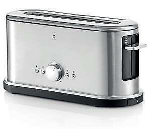 toaster edelstahl ebay. Black Bedroom Furniture Sets. Home Design Ideas
