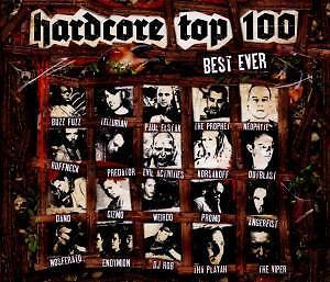 Various - Hardcore Top 100-Best Ever