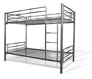 king metal bed frame - Steel Bed Frames