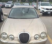 2001 Jaguar S-TYPE Sedan BEAUTIFUL