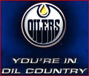 **1-2-3-4-5-6-10 Edmonton Oilers Tickets for Every Game**