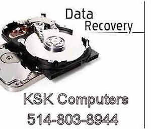Computer Service PC Mac LCD Service Virus Clean Data Recovery A+ West Island Greater Montréal image 2