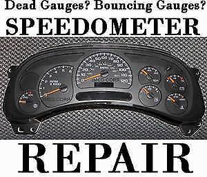 SPEEDOMETER / REPAIRING AND CORRECTING !
