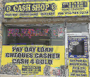 PAYDAY LOANS CASH FOR GOLD
