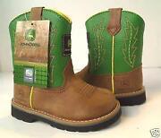 John Deere Toddler Boots