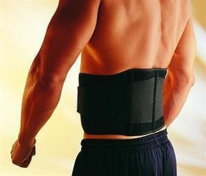 BIO MAGNETIC LUMBAR & LOWER BACK SUPPORT BELT