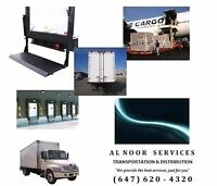 Skid & Cargo Transportation / Distribution Services...