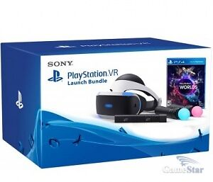 Playstation PS4 VR Launch Bundle - NEW