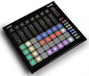 Midi controller - Livid Instruments Base 1