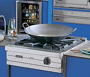 Viking Outdoor Wok / Cooker. Brand new. Wolf  Thermador