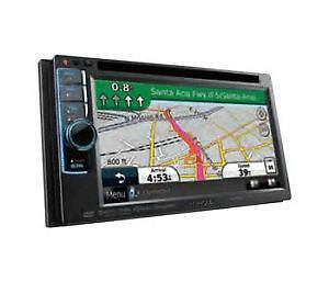 kenwood double din navigation ebay. Black Bedroom Furniture Sets. Home Design Ideas
