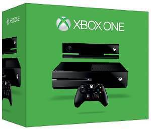 Xbox one + Kinect-250g (2 manettes, 9 jeux)