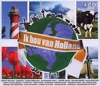 cd - Various - Ik Hou Van Holland   4cd