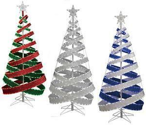 outdoor led christmas tree - White Outdoor Christmas Tree