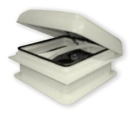 """Eurovent roof light mobile/static/ park home 14"""" x 14"""" x 4"""" (360mm x 360mm)"""