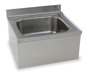 Stainless Steel Mop Sink