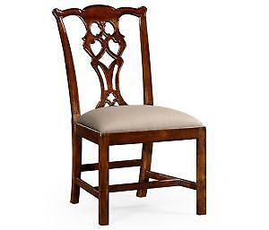 Marvelous Chippendale Mahogany Dining Chairs