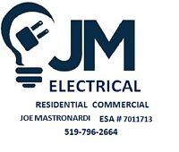 Licensed Electrical Contractor     ESA # 7011713