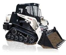 Dynamik Earthworx tandem tipper and bobcat positrack hire landscaping Mernda Whittlesea Area Preview