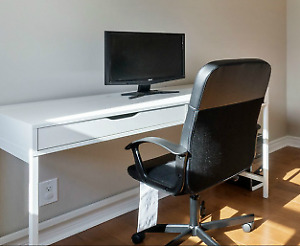 Desk with chair - brand new
