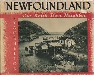 Rare and Antiquarian Newfoundland Books