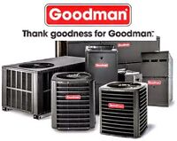 HVAC- Furnaces, Air Conditioning, and Water Heaters