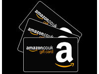 AMAZON GIFT CARD VOUCHER ONLY £90 ONO