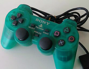 Dual Shock PlayStation controller. Maryborough Fraser Coast Preview