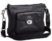 Coach Black Crossbody Bag