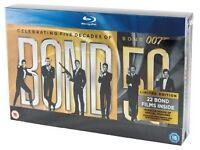 James Bond Blu Ray Collection!