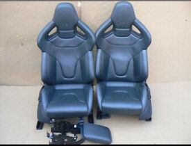 RS5 bucket seats mint condition