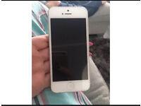 White iPhone 5 64g