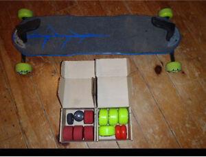 Freeboard 87 cm