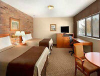 Fantastic Monthly Rates Available at the Travelodge Thunder Bay