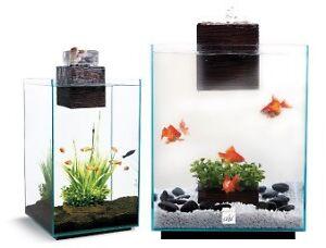 Fluval 6 US gallon fish tank and accessories Regina Regina Area image 1
