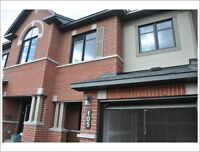 Basement and Two Bedrooms Available in Brand New Kanata Townhome